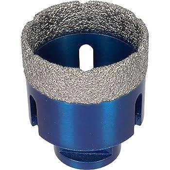 Fliesen und Glas M14 Feinsteinzeug Diamantbohrkrone  50mm  für Granit