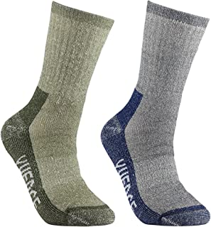 YUEDGE Cushion Merino Wool thermal Winter Sports Socks