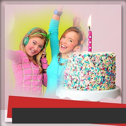 Geburtstagsfeier-Foto-Rahmen