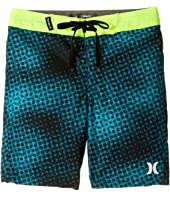 Hurley Kids - Dot Boardshorts (Little Kids)