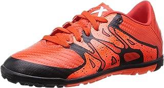 adidas X 15.3 TF Junior Soccer Boots, Orange, US2