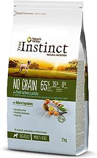 True Instinct Pienso sin Cereales para Perros Adultos de