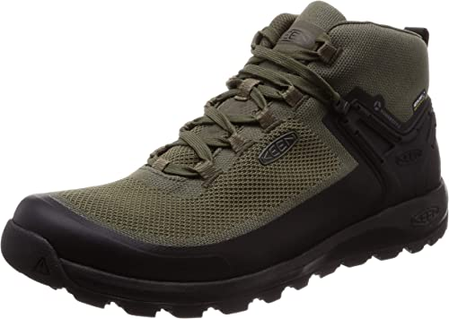 KEEN Citizen Evo WP - Chaussures Homme - Noir Olive Pointures US 12   46 2019