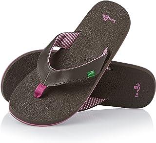 ddc47caea3efe Sanuk Yoga Mat Casual Flip Flop Sandals SWS2908 (7