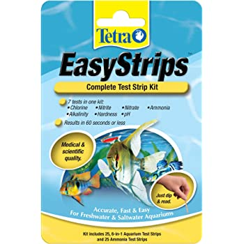 Tetra EasyStrips Complete Aquarium Test Kit