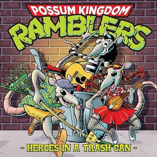 A Piece Of Possum Pie By Possum Kingdom Ramblers On Amazon Music