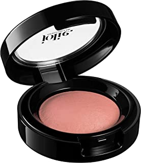 Jolie Radiant Marbleized Baked Blush Blusher Cheek Color - Silky Smooth - Hibiscus