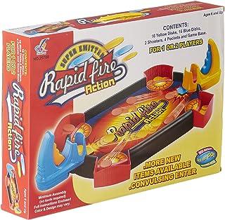 لعبة تصويب الاقراص رابيد فاير للاطفال من دي هونج 25788 - متعددة الالوان