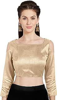 cold shoulder blouse for lehenga