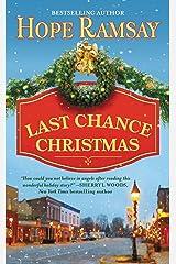 Last Chance Christmas Kindle Edition