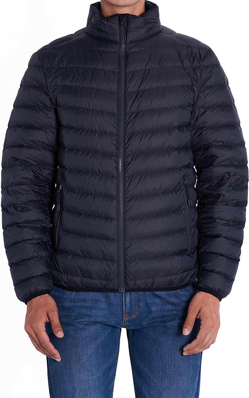 SALENEW very popular! ERSDGG Men's Lightweight Packable Down Windpr Jacket Dedication Winter Warm