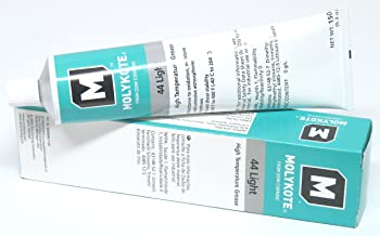 Dow Corning Molykote 44 Light Grease Lubricant 5.3oz 150g Tube