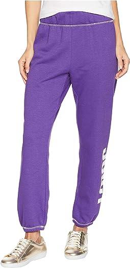 Track Fleece Jogger Pants