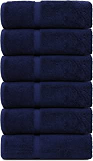 Luxury Hotel & Spa Collection, Quick Dry 100% Turkish Cotton 700 GSM, Eco Friendly Towel, for Bathroom, Gymand Kitchen Dob...