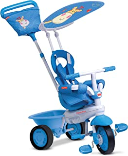 Fisher-Price Elite Trike Baby Tricycle for 1 Year Old, Blue