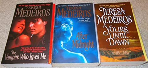 Collector's Set (3-Paperback Books): The Vampire Who Loved Me, After Midnight, Yours Until Dawn