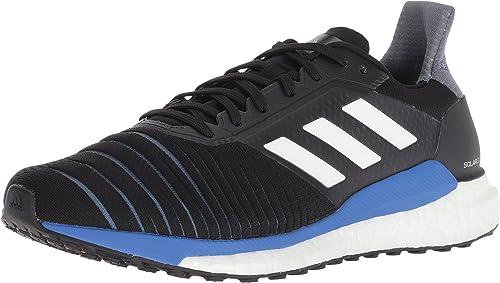 adidas OriginalsAQ0332-10.5 - Solar Glide Herren, Schwarz(schwarz Weiß Hi-Res Blau), 40 EU