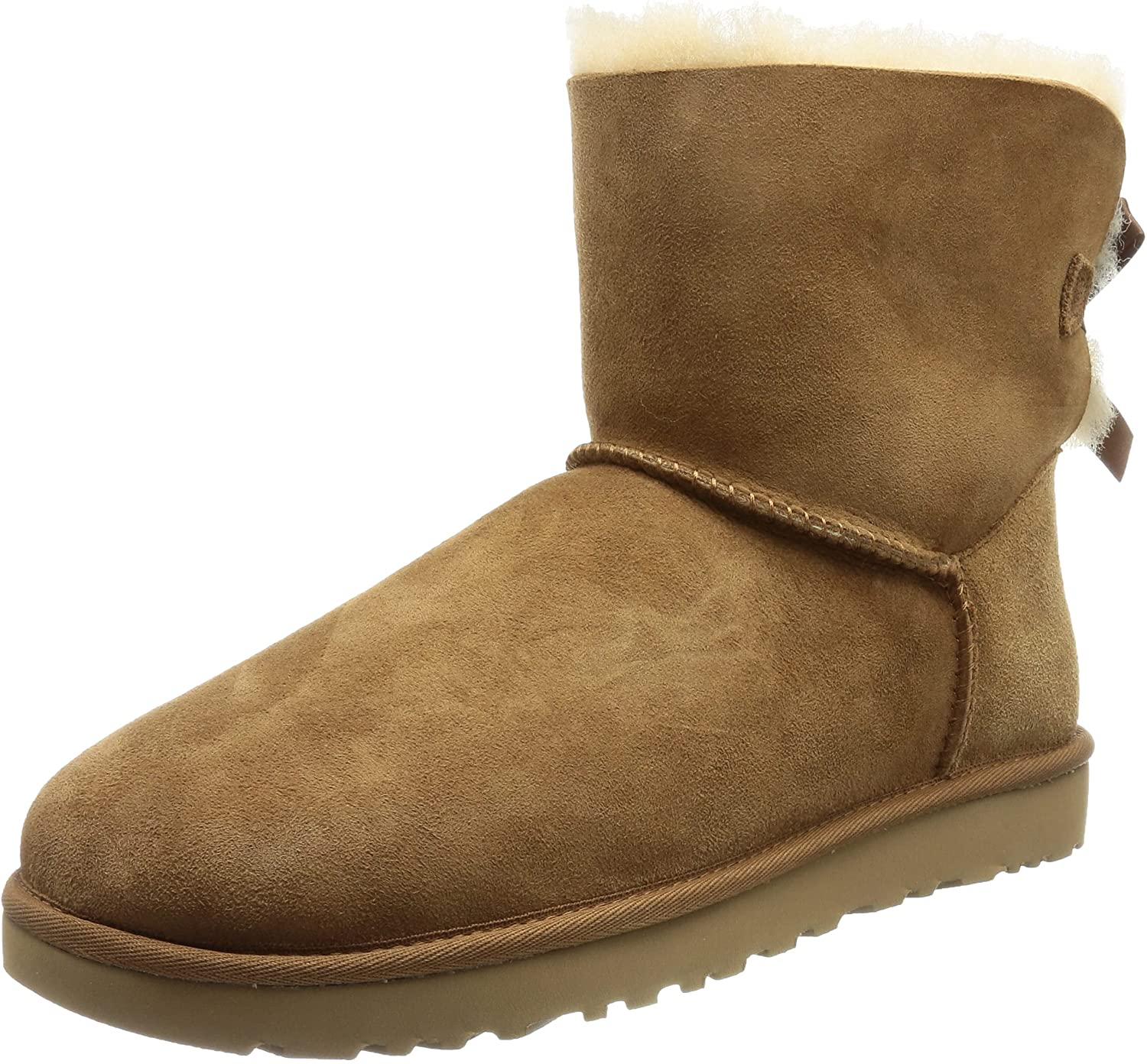 Max 83% OFF UGG Women's Mini Bailey Ii Denver Mall Boot Bow Ankle