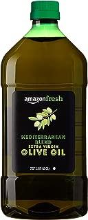 AmazonFresh Mediterranean Extra Virgin Olive Oil, 68 Fl Oz (2L)