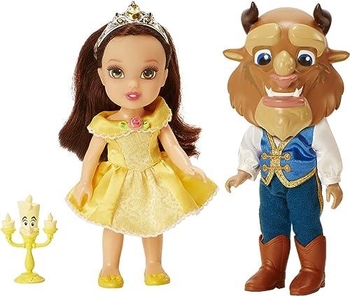 Taldec 98964 Puppe Sch  und das Biest 15cm