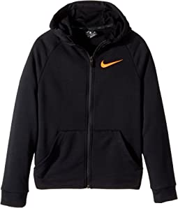 Nike Kids Dry Full-Zip Training Hoodie (Little Kids/Big Kids)