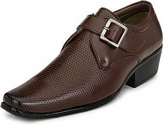 Sir Corbett Men's Synthetic Formal Slip On Shoes