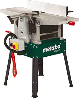 Metabo HC 260 C - 2,2 KW, WNB 230/1/50 - monof. - Cepilladora Regruesadora 2200 W monofásica