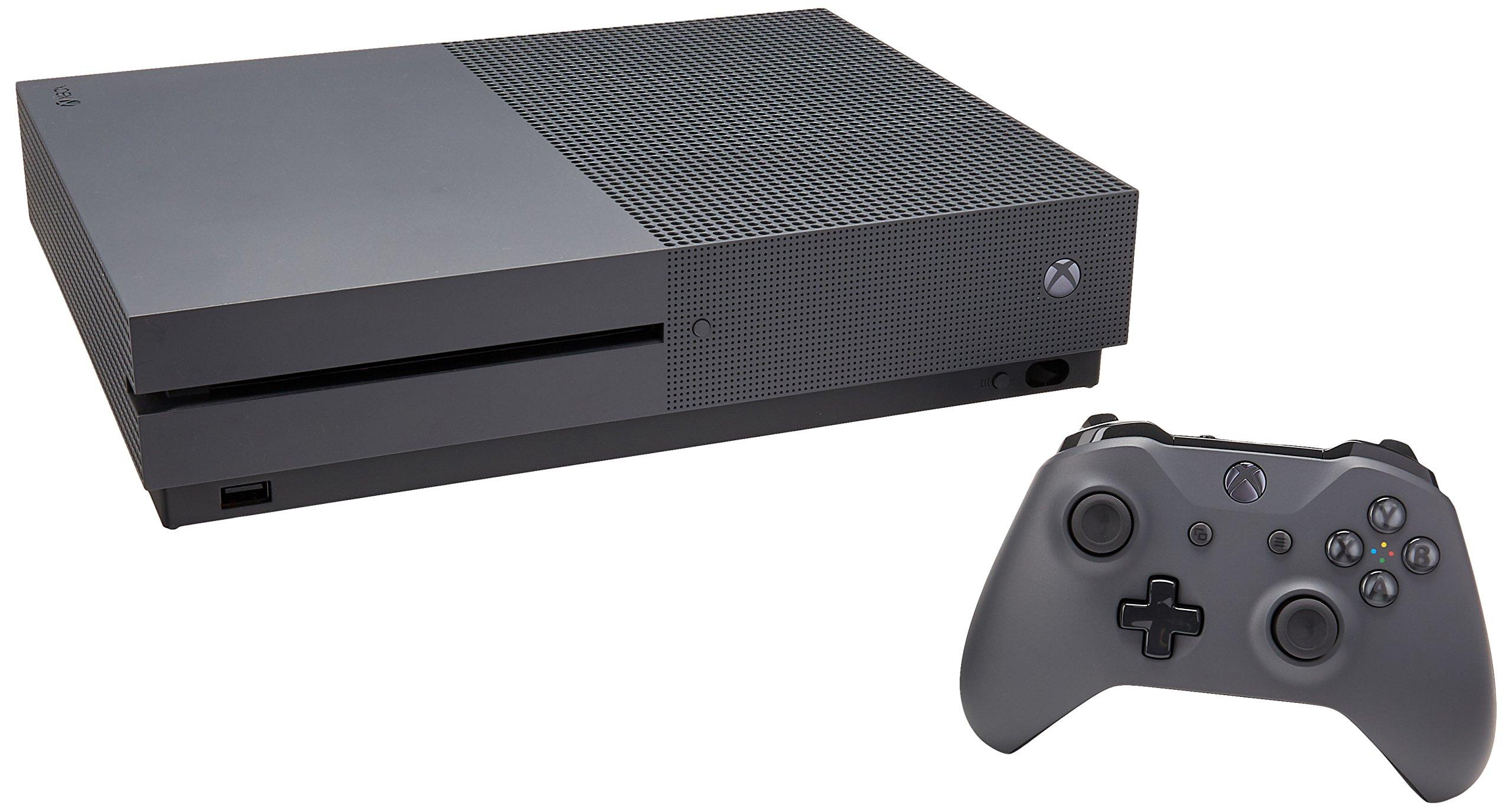 Microsoft Xbox One S 500 GB Consola Edición Especial - Campo de ...