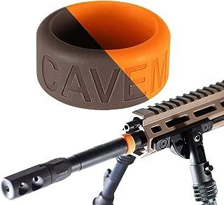 Caveman LLC Flare Mini - Rifle Barrel Thermal Safety Indicator - Obvious Orange