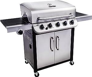 Char-Broil Performance 550 5-Burner Cabinet Liquid Propane Gas Grill