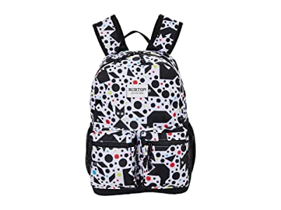 Burton Kids Gromlet 15L Backpack (Little Kids/Big Kids) (Tangranimals Print) Backpack Bags