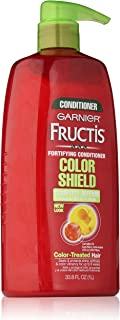 is garnier fructis sleek and shine color safe