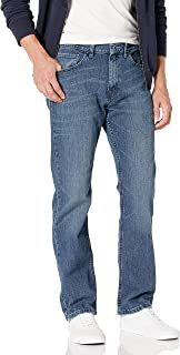 Men's 5 Pocket Relaxed Fit Stretch Jean