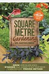 Square Metre Gardening: The Radical Approach to Gardening That Really Works Kindle Edition