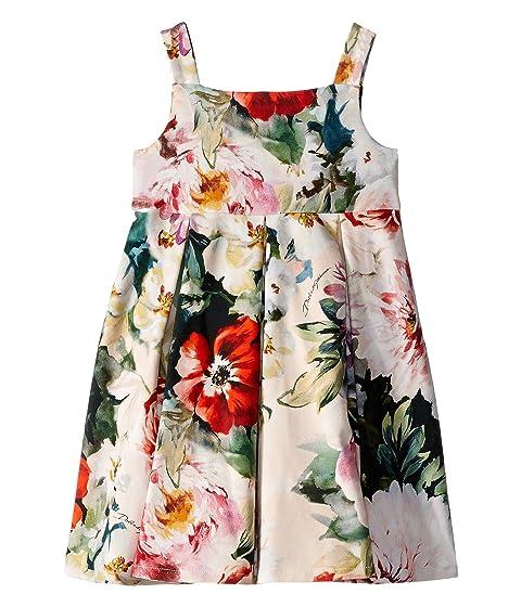 Dolce & Gabbana Kids D&G Floral Dress (Infant)