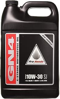 Honda Pro GN4 Motor Oil - 10W30-1 Gallon/-