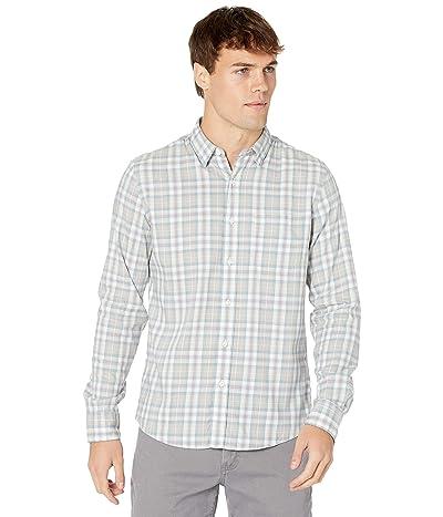 Faherty Heathered Movement Shirt (Monterey Plaid) Men