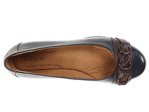 Black Spots Soft IonicNavy Nappa Chocolate Calf Silk Sheep Posie Ionic Velvet Tobacco Comfortiva Sheep tqUfRU