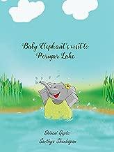 Baby Elephant Visit to Periyar Lake