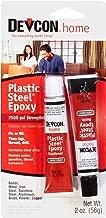 Devcon 52345 Plastic Steel Epoxy - 1 oz. 2-Part Tube