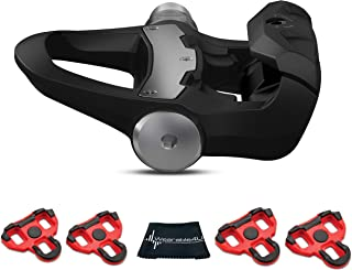 Garmin Vector 3/3S Pedal-based Bike Power Meter With Extra Six Degree Float Cleats and Wearable4U Cleaning Towel Bundle