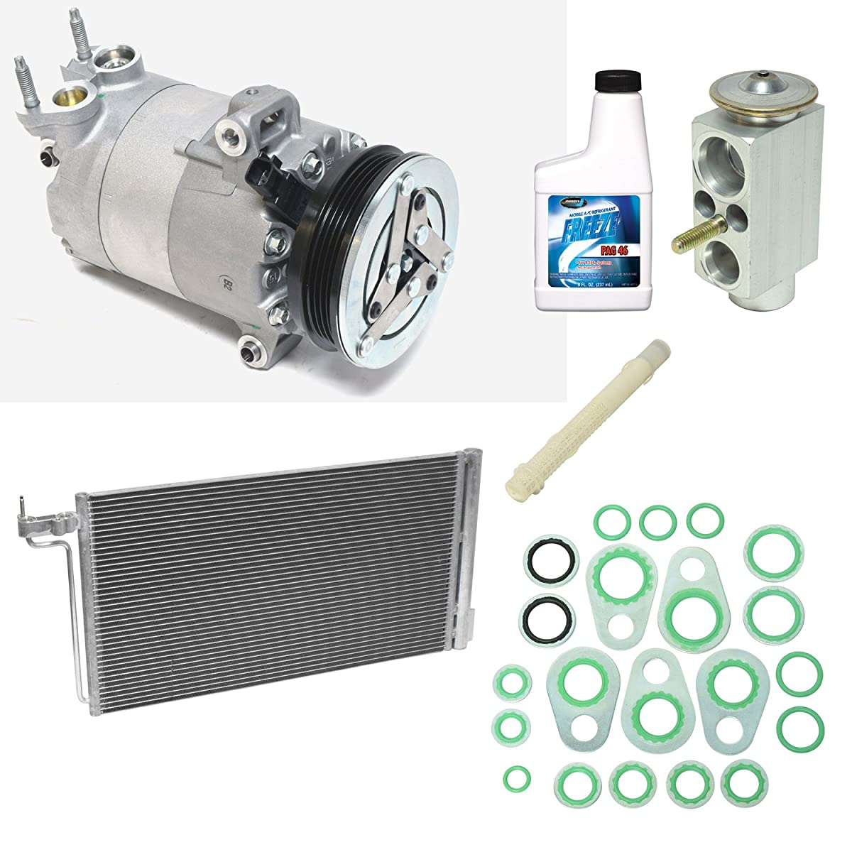 Universal Air Conditioner KT 4743A A/C Compressor/Component Kit
