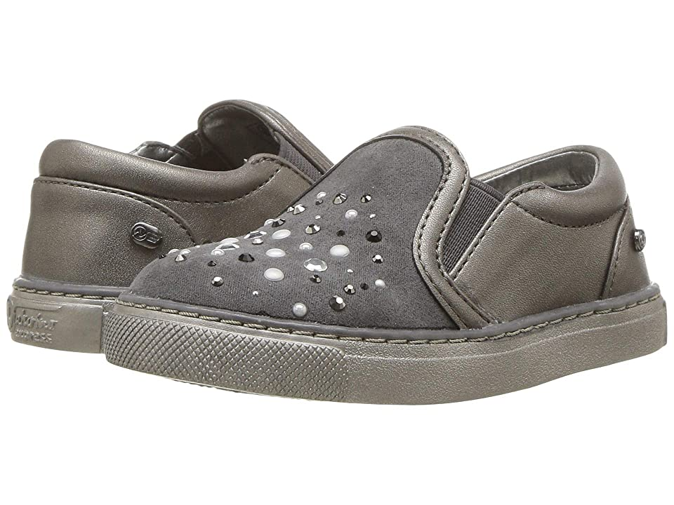 Naturino Express Pearla (Toddler/Little Kid) (Grey) Girl