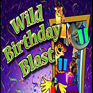 Scatter Slots - Wild Birthday Blast - Casino Slot Machines and Lucky Spins