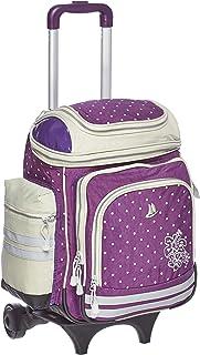 Magellan School Backpack For Kids Purple