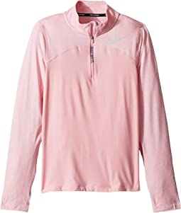 Dry Element Long Sleeve 1/2 Zip Top (Little Kids/Big Kids)