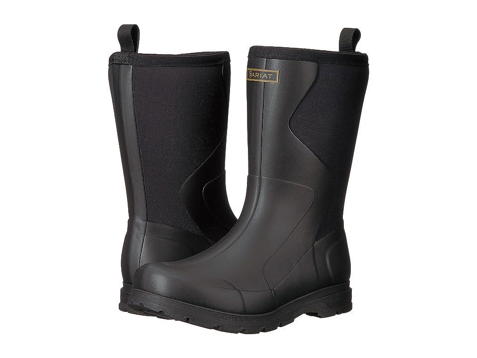 Ariat Springfield Rubber Boot (Black) Men