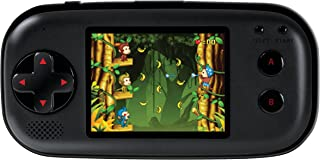 My Arcade - Gamer X Portable Gaming System with 220 Built-in 16 bit Hi-res Retro Games plus Headphone Jack