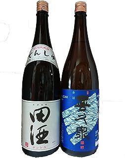 田酒・特別純米酒 & 喜久泉・吟冠 1800ml