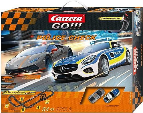 Carrera GO    Police Check